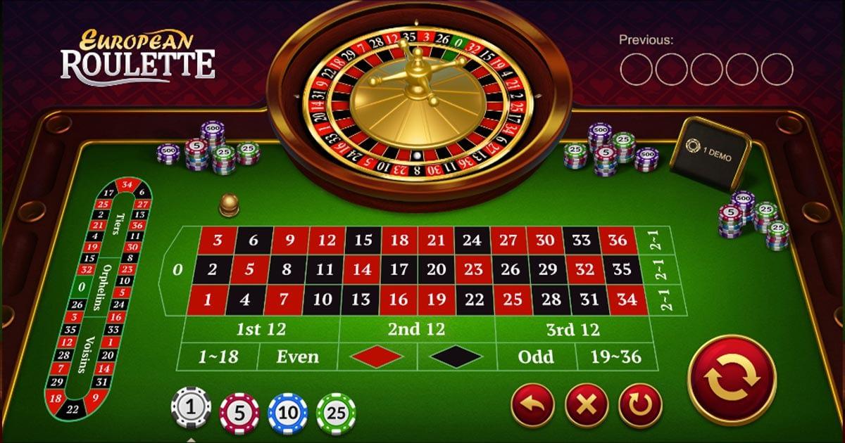 Rouletta casino